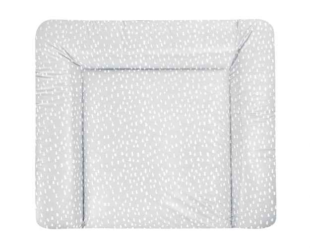 Wickelunterlage Motiv: Tiny Squares Grey 6929-0 Julius Zöllner